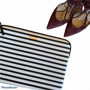 """Kate Spade 14"""" Striped Laptop Bag"""